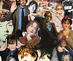 Collage and jarvis cocker image