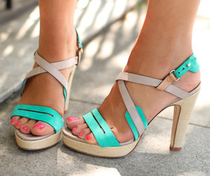shoes and summer image