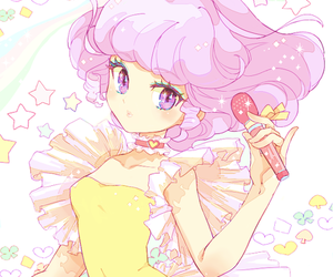 anime, creamy mami, and kawaii image
