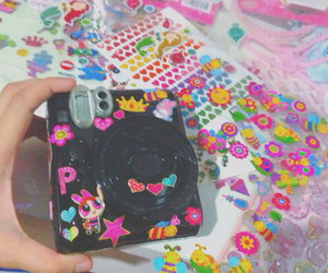 90s, camera, and pastel image