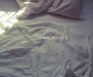 bed, miss, and you image