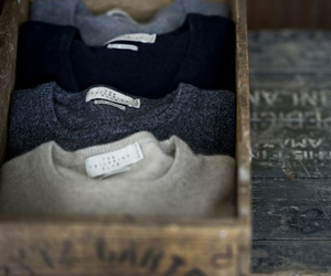sweater, clothes, and vintage image