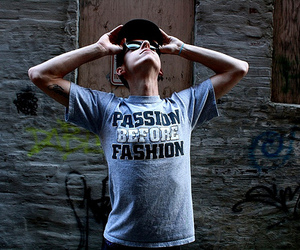 boy, clothing, and Tattoos image