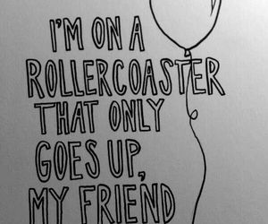 tfios, rollercoaster, and the fault in our stars image