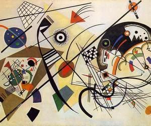 art, kandinsky, and abstract image