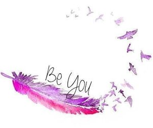 be you, you, and pink image