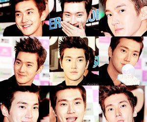 siwon, handsome, and korean image