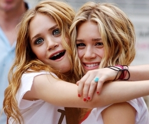 anorexic, olsen twins, and skinny image