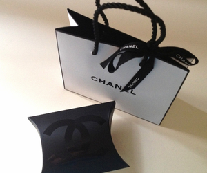 chanel, free, and gift image