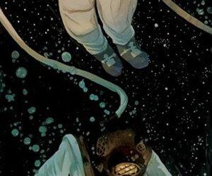 astronauta, buzo, and ocean image