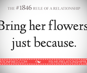Relationship and rules of a relationship image