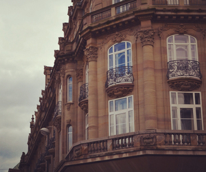 building, france, and indie image