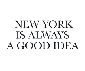 new york, quote, and city image