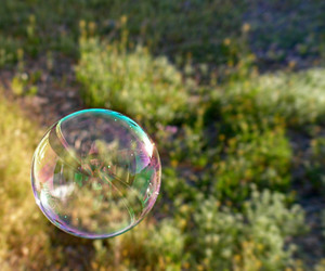bored, photography, and bubble image