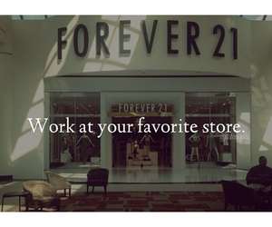 forever 21, store, and tumblr image