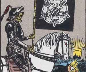 tarot and death image