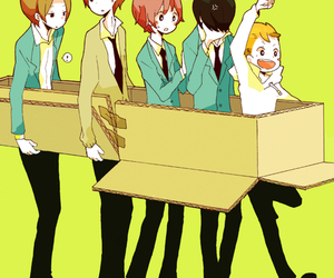 anime and kimi to boku image