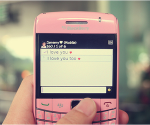 love, pink, and blackberry image