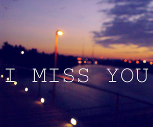 text, miss, and i miss you image