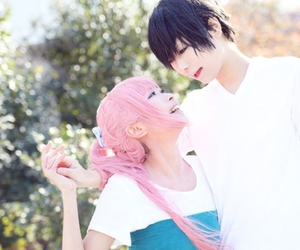 cosplay, vocaloid, and just be friends image