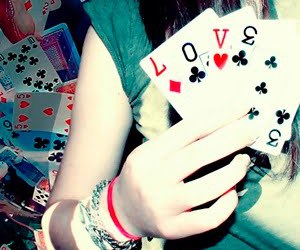 cards, cute, and love image