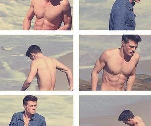 Hot, summer, and colton haynes image