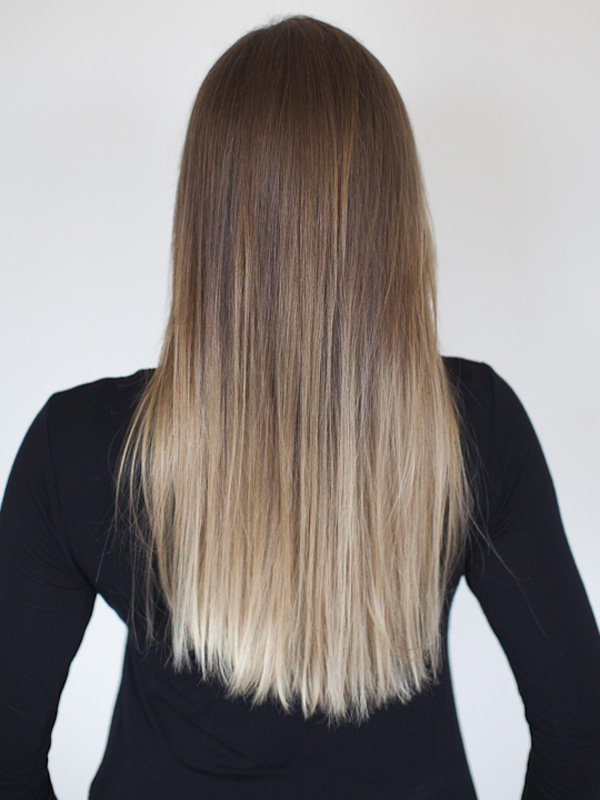 Image About Hair In Ombre By Andriana On We Heart It