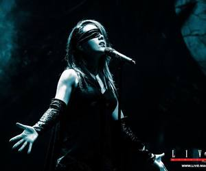 kamelot, metal, and the agonist image