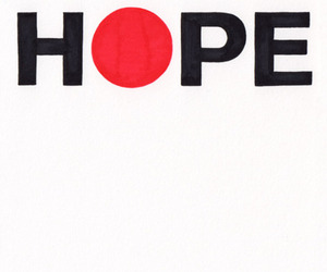 hope, japan, and quotes image