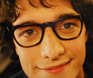 geek, glasses, and james mcavoy image