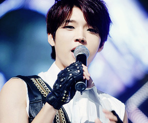 infinite, kpop, and woohyun image