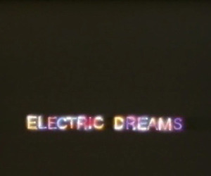 Dream, dreams, and electric image