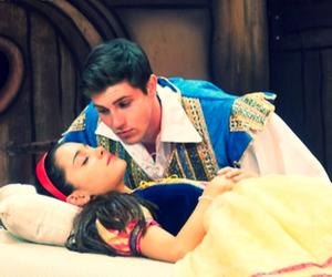 ariana grande, princess, and snow white image