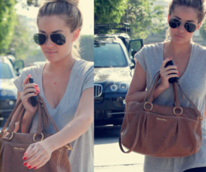 lauren conrad, fashion, and miu miu image