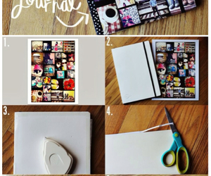 book, cover, and creative image