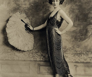 1920s, flapper, and vintage image