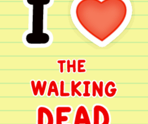 the walking dead, andrew lincoln, and chandler riggs image