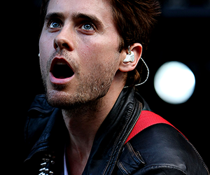 30 seconds to mars, 30stm, and Im in love image