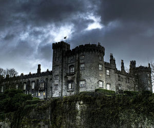 castle, ireland, and Kilkenny image