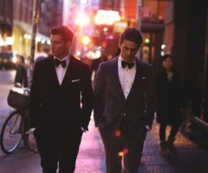 boys, Hot, and suits image