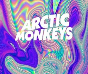 arctic monkeys, blue, and water image