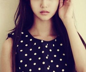 asian girl, korean fashion, and korean girls image