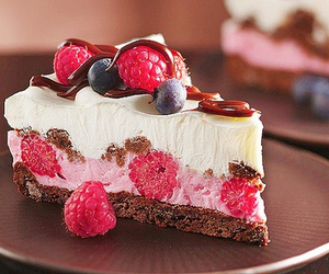 cake, cheesecake, and yummy image