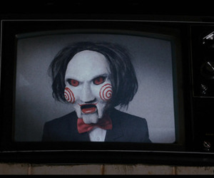 saw, horror, and movie image