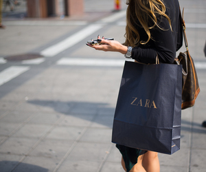 Zara, fashion, and girl image