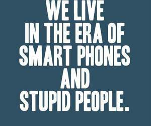 dumb, life, and people image