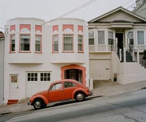 car, house, and photography image