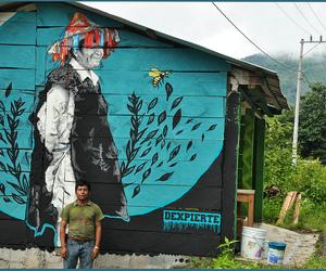 de, mexico, and abejas image