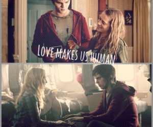 warm bodies and love image