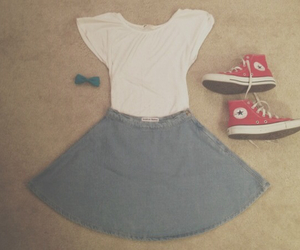 american apparel, fashion, and outfit image